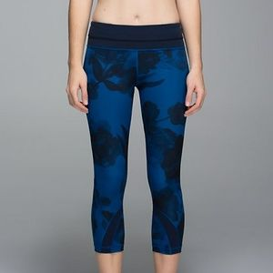 Lululemon Run Inspire Cropped Pants